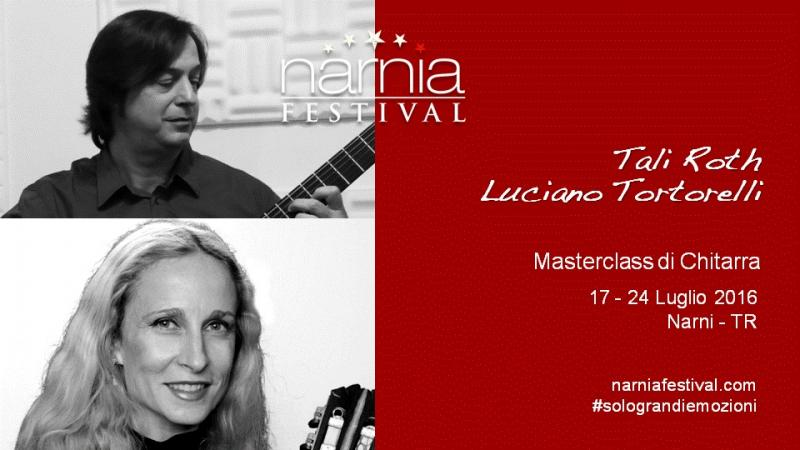 Master Class and Concert Narnia Festival